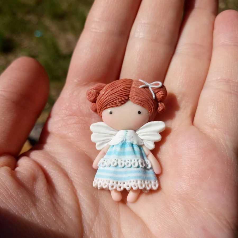 Куклы из полимерной глины — делаем фигурки своими руками. Инструкция и примеры для начинающих