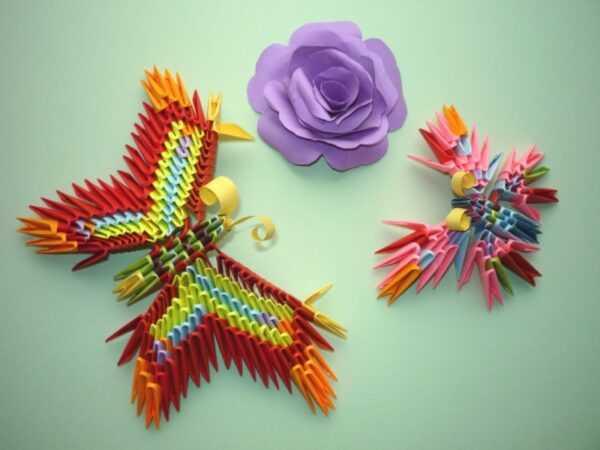 Модульное оригами своими руками поэтапно: инструкция для начинающих с фото лучших идей для модульного оригами