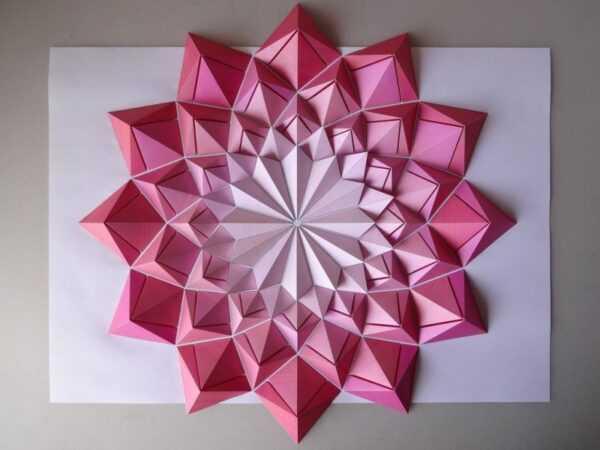 Объемные оригами: инструкция, как сделать красивую поделку своими руками. Фото лучших идей для оригами!