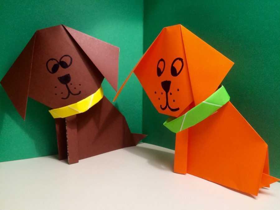 Поделка оригами из бумаги поэтапно своими руками: готовые схемы по слаживанию красивого оригами в домашних условиях (90 фото идей)
