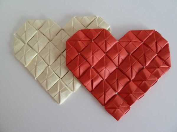 Поделка сердце поэтапно своими руками: подробный мастер-класс как и из чего изготовить поделку в виде сердца