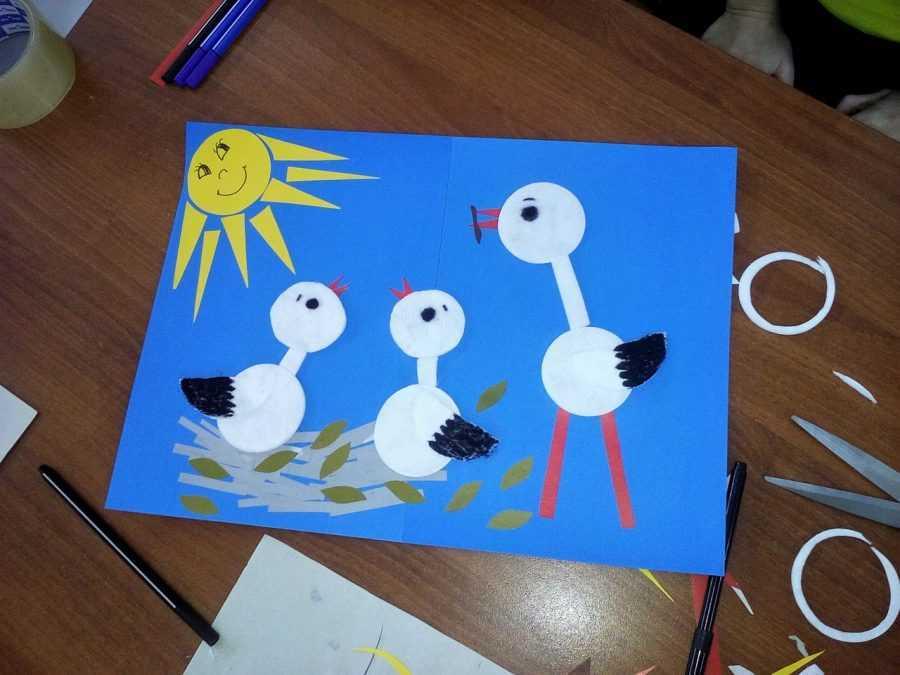 Поделки аппликации своими руками поэтапно: мастер-класс для детей с фото и описанием