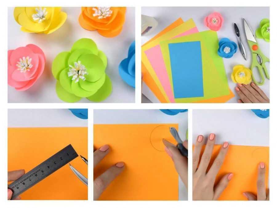 Поделки из бумаги и клея для детей: пошаговая инструкция по созданию интересных поделок своими руками (90 фото идей)