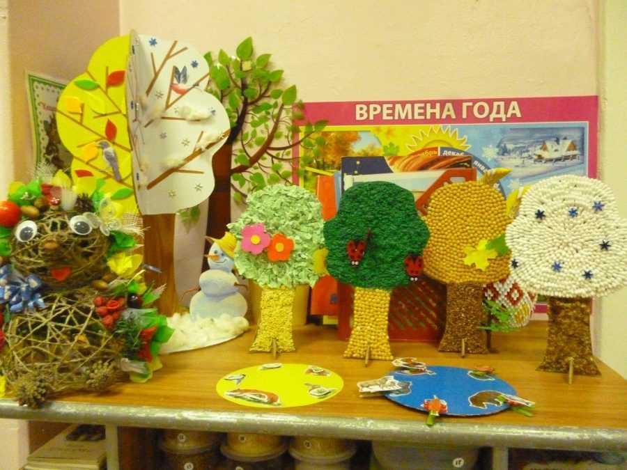 Поделки в подготовительной группе детского садика: 70 фото самых легких вариантов поделок с инструкциями