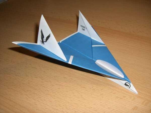 Самолет оригами из бумаги своими руками поэтапно: легкая инструкция с фото и описанием мелких деталей