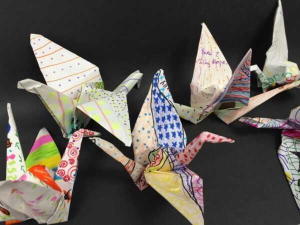 Журавлик оригами своими руками поэтапно — легкая схема изготовления с подробным описанием и фото для детей