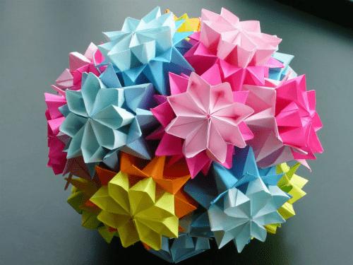 Объемные игрушки оригами своими руками: бумажные игрушки в технике оригами от А до Я. Фото инструкции с примерами